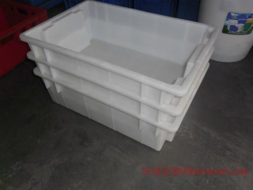 浙江塑料肉食箱|恩施肉食专用箱|河北食品周转箱