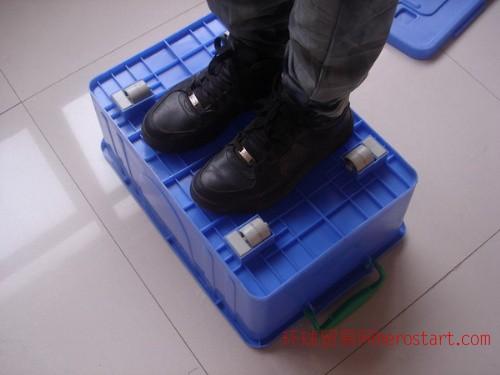 四川攀枝花塑料餐具消毒配送周转箱|攀枝花餐具箱