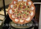 上海雕塑公司宏雕雕塑泡沫玻璃钢婚庆节庆园林景观雕塑
