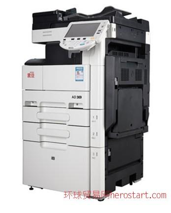 震旦ADC218复合机