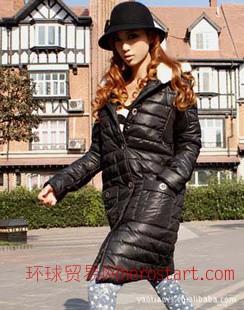 2011韩版时尚女装  冬季保暖棉衣/棉袄7819