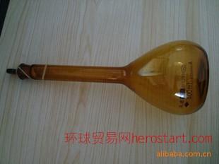 实验室化验室专用精准定量棕色容量瓶