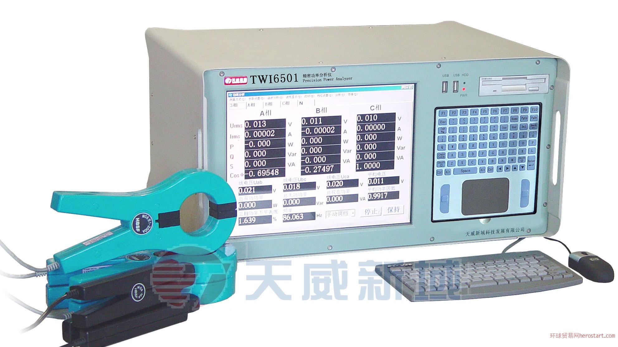 TWI6501精密功率分析仪