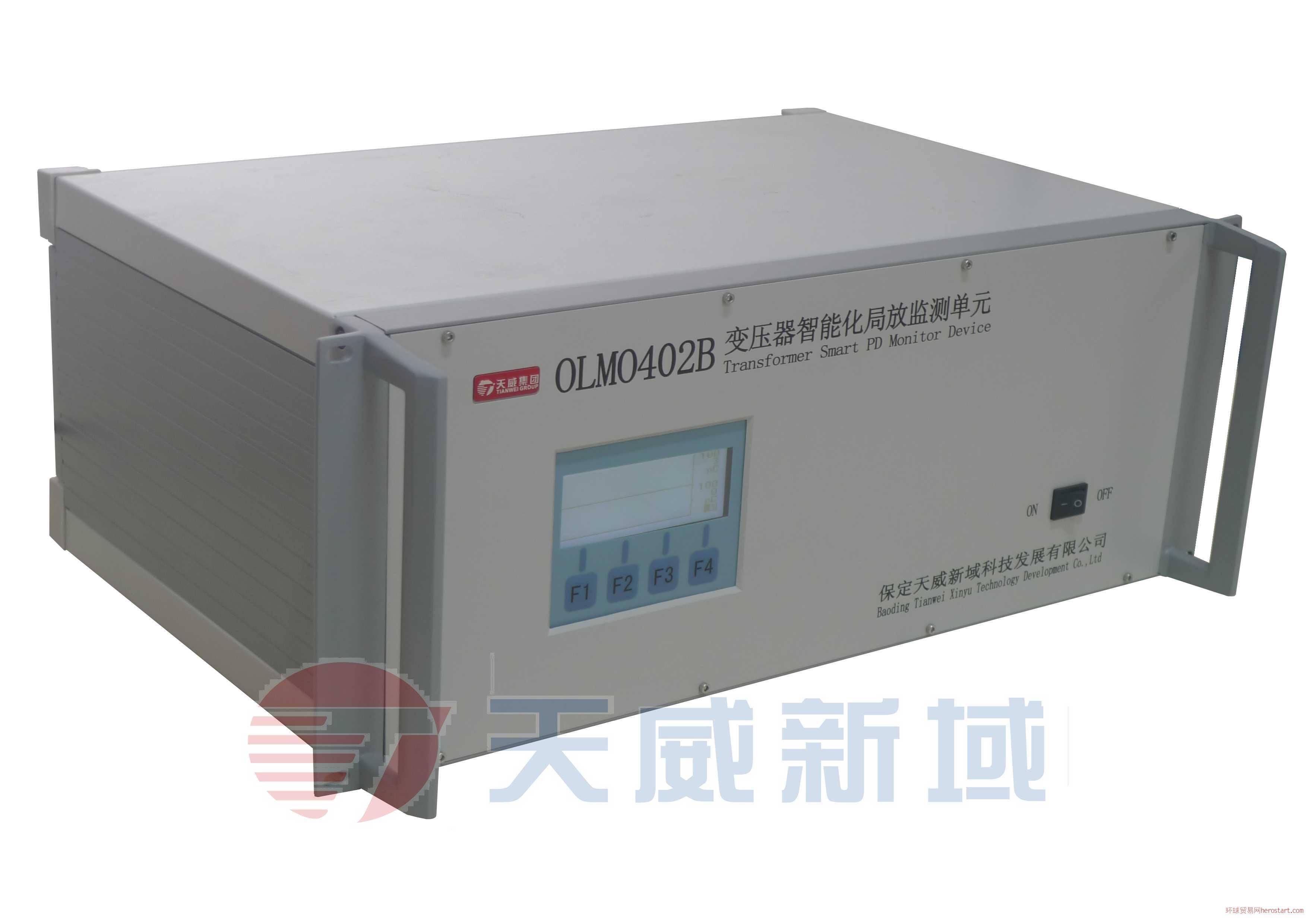 OLM0402B变压器局部放电监测单元