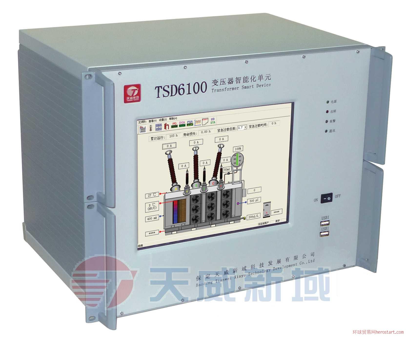 TSD6100变压器智能化单元