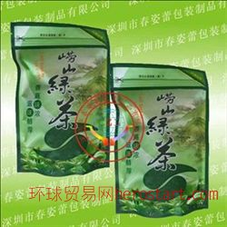 绿茶包装袋,茉莉花茶包装袋,崂山绿茶包装袋,深圳茶叶包装袋厂