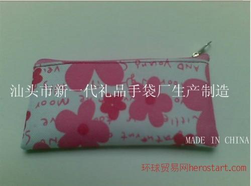 专业生产汕头礼品手机袋 手机零钱袋定做 印刷礼品零钱袋 简单零钱包图片 手机包价格 广告零钱袋厂家 丝印手机袋制造