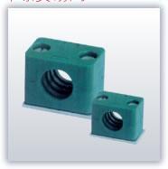 广州批发零售塑料管夹  船用塑料管夹  液压塑料管夹