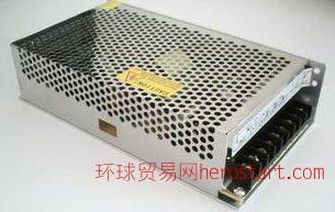 12V350W铁盒防雨开关电源 12V350W防雨开关电源 (12V29A防雨电源)