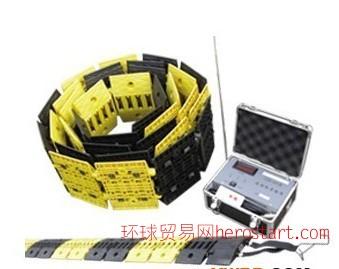 便携式遥控阻车路障由高性能增强塑块与不锈钢放气空心针组合而成