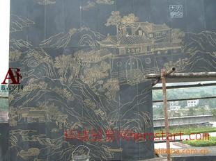 重庆壁画,广场壁画,样板房墙绘,重庆手绘