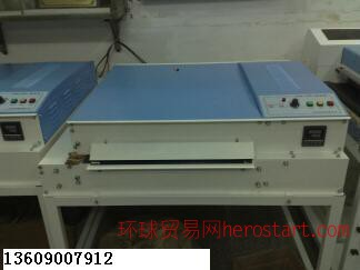 防偏带粘合机/烫朴机/烫金机/压朴机/过烫机(NHG-600型)