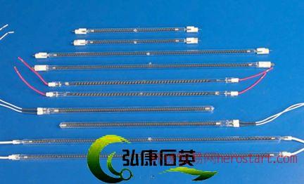 各种形状(圆形,梨形,球拍形/U型等异形碳纤维加热管)碳纤维加热管厂家