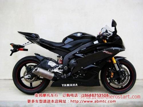雅马哈摩托车YZF-R6