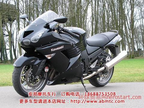 川崎摩托车ZZR1400
