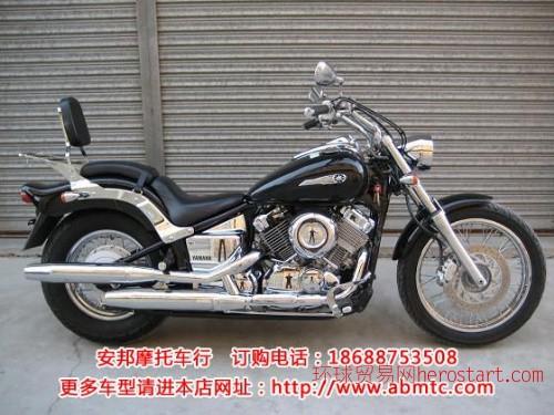 铃木皇家之星1300摩托车