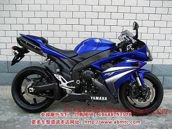 雅马哈摩托车YZF-R1