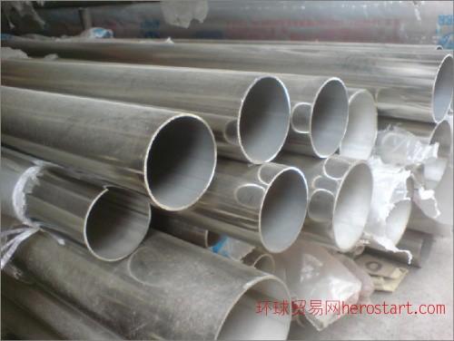 304不锈钢焊接管: 大口径304L不锈钢焊接管