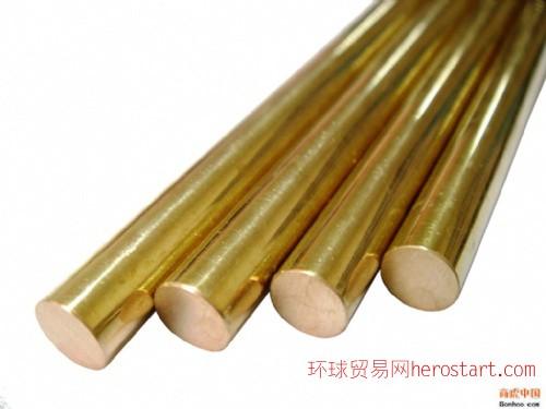 C17500铍铜棒; 高强度变形合金C17510铍铜棒