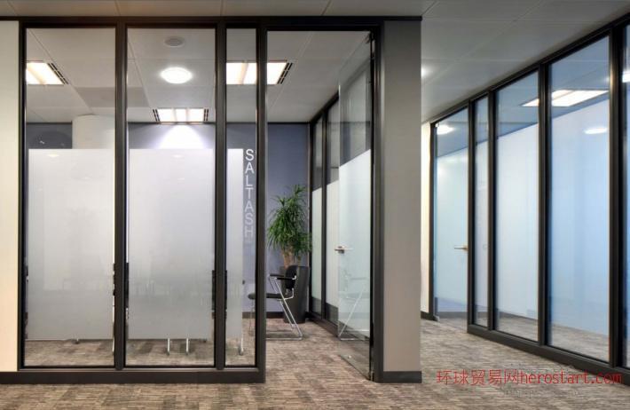 玻璃门指纹门禁.玻璃门密码门禁