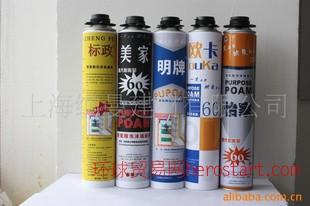 单组份聚氨酯泡沫填缝剂 聚氨酯泡沫塑料