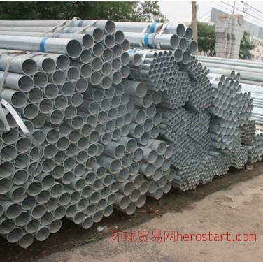 天津镀锌管 4分15-8寸200镀锌管 天津友发镀锌管 达利镀锌管代理商