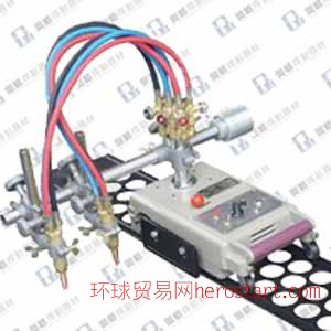 CG1-100B氧乙炔半自动切割机价格|佛山小车切割机