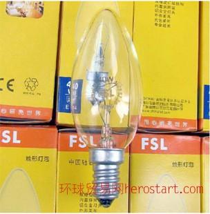 中山照明E27白炽灯泡普通 球形灯泡 螺口钨丝灯泡