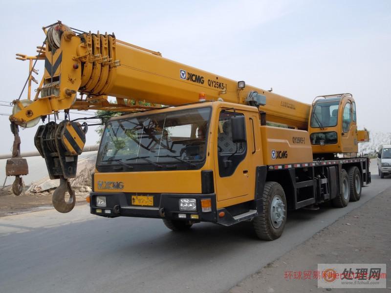 出售2014年徐工QY25K5-1汽车吊
