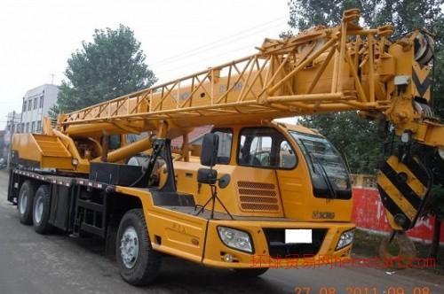 出售2011年徐工20吨四节臂吊车