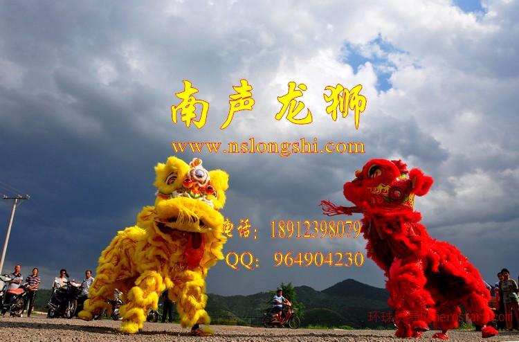 深圳生產銷售舞龍舞獅道具龍燈南獅