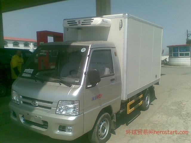 沈阳微型福田药品认证冷藏车制冷机厂家销售