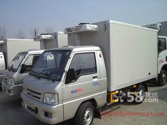 沈阳福田微型冷藏车GSP通过车型厂家批发