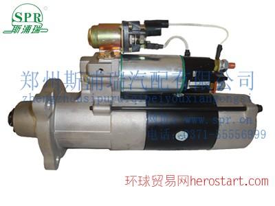 斯浦瑞QDJ2815重汽起动机