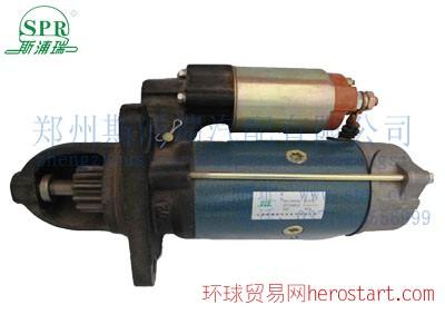 斯浦瑞QDJ2801A康明斯起动机、康明斯配件