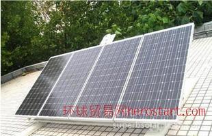 小型离网太阳能发电系统 500W太阳能独立发电系统 供电系统