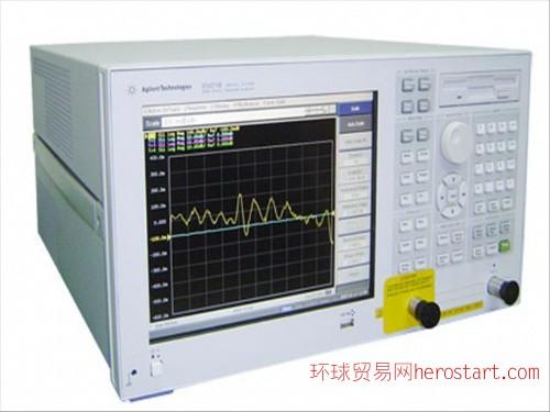 二手E5071A网络分析仪