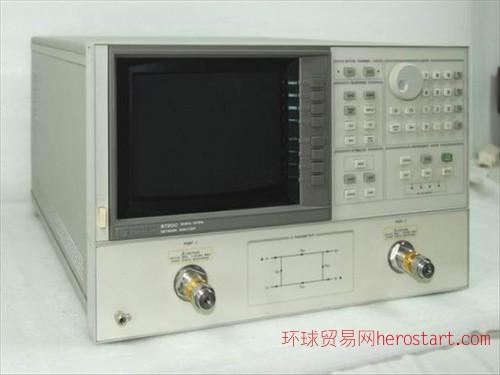 出售二手惠普HP-8720C网络分析仪