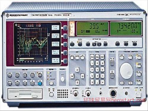 二手R&S ESCS30接收机