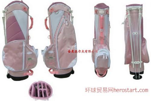 高尔夫球支架包