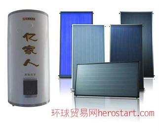 常州供应承压式超能太阳能热水器