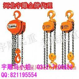 象牌手拉葫芦型号齐全进口日本手拉葫芦宇雕区域代理商