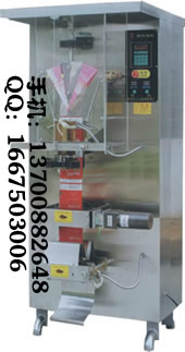 酱油醋自动包装机 豆浆自动包装机 袋装水全自动包装机