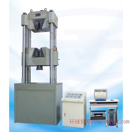 WAW-2000D微机控制电液伺服万能试验机