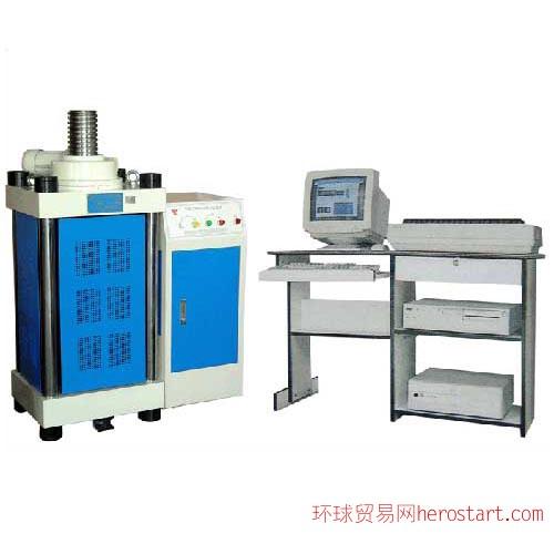 TYE-2000E/3000型压力试验机