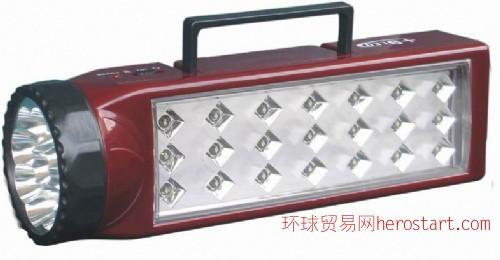 LED应急照明灯。,