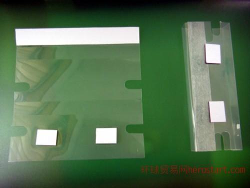 PET绝缘片PET复合铜箔铝箔双面胶绝缘片