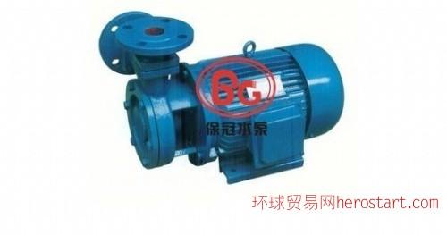 1(1-2)W4-130 W型旋涡泵