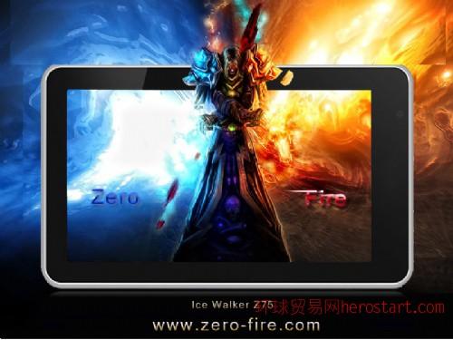 Zero-Fire Ice Walker Z75 Android 4.0 系统 平板电脑