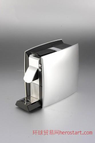 全自动意式胶囊咖啡机